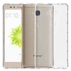 Housse Ultra Fine TPU Souple Transparente T02 pour Huawei GR5 Clair