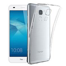 Housse Ultra Fine TPU Souple Transparente T02 pour Huawei GR5 Mini Clair
