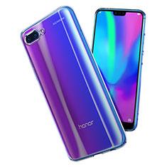 Housse Ultra Fine TPU Souple Transparente T02 pour Huawei Honor 10 Clair
