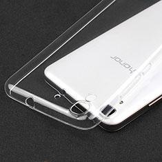 Housse Ultra Fine TPU Souple Transparente T02 pour Huawei Honor 4A Clair