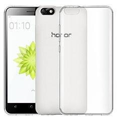 Housse Ultra Fine TPU Souple Transparente T02 pour Huawei Honor 4X Clair