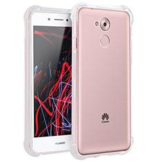 Housse Ultra Fine TPU Souple Transparente T02 pour Huawei Honor 6C Clair