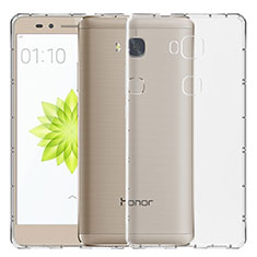 Housse Ultra Fine TPU Souple Transparente T02 pour Huawei Honor Play 5X Clair