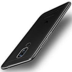 Housse Ultra Fine TPU Souple Transparente T02 pour Huawei Mate 10 Lite Clair