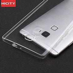 Housse Ultra Fine TPU Souple Transparente T02 pour Huawei Mate S Clair