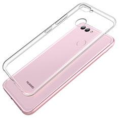 Housse Ultra Fine TPU Souple Transparente T02 pour Huawei Nova 2 Plus Clair