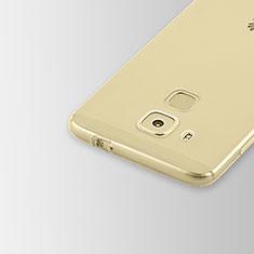 Housse Ultra Fine TPU Souple Transparente T02 pour Huawei Nova Plus Clair