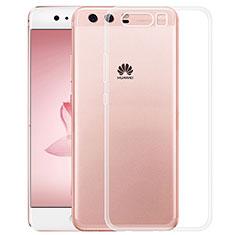 Housse Ultra Fine TPU Souple Transparente T02 pour Huawei P10 Clair