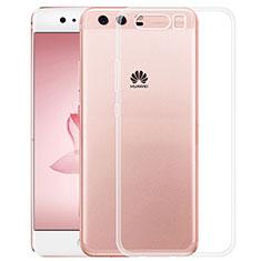 Housse Ultra Fine TPU Souple Transparente T02 pour Huawei P10 Plus Clair