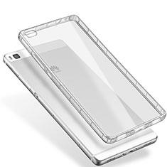 Housse Ultra Fine TPU Souple Transparente T02 pour Huawei P8 Clair