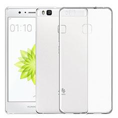 Housse Ultra Fine TPU Souple Transparente T02 pour Huawei P9 Lite Clair