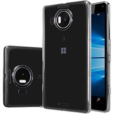 Housse Ultra Fine TPU Souple Transparente T02 pour Microsoft Lumia 950 XL Clair