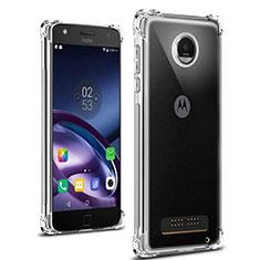 Housse Ultra Fine TPU Souple Transparente T02 pour Motorola Moto Z Play Clair