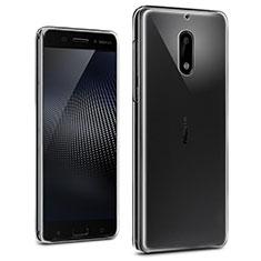 Housse Ultra Fine TPU Souple Transparente T02 pour Nokia 6 Clair