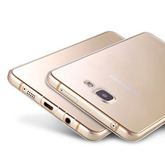 Housse Ultra Fine TPU Souple Transparente T02 pour Samsung Galaxy A9 (2016) A9000 Clair