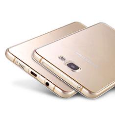 Housse Ultra Fine TPU Souple Transparente T02 pour Samsung Galaxy A9 Pro (2016) SM-A9100 Clair