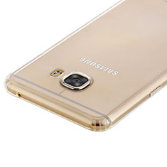 Housse Ultra Fine TPU Souple Transparente T02 pour Samsung Galaxy C5 SM-C5000 Clair
