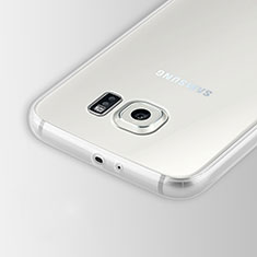 Housse Ultra Fine TPU Souple Transparente T02 pour Samsung Galaxy S6 Duos SM-G920F G9200 Clair