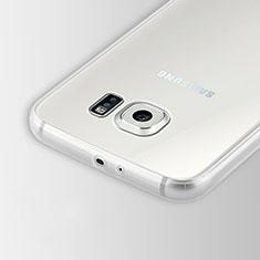 Housse Ultra Fine TPU Souple Transparente T02 pour Samsung Galaxy S6 SM-G920 Clair