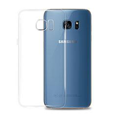 Housse Ultra Fine TPU Souple Transparente T02 pour Samsung Galaxy S7 G930F G930FD Clair