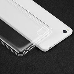 Housse Ultra Fine TPU Souple Transparente T02 pour Xiaomi Mi 4C Clair