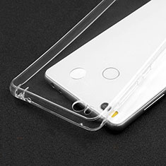 Housse Ultra Fine TPU Souple Transparente T02 pour Xiaomi Mi 4S Clair