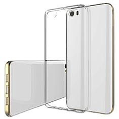 Housse Ultra Fine TPU Souple Transparente T02 pour Xiaomi Mi 5 Clair