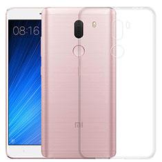 Housse Ultra Fine TPU Souple Transparente T02 pour Xiaomi Mi 5S Plus Clair