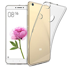 Housse Ultra Fine TPU Souple Transparente T02 pour Xiaomi Mi Max 2 Clair