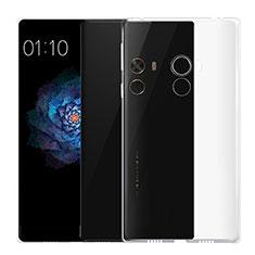 Housse Ultra Fine TPU Souple Transparente T02 pour Xiaomi Mi Mix Clair