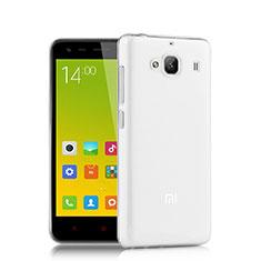 Housse Ultra Fine TPU Souple Transparente T02 pour Xiaomi Redmi 2 Clair