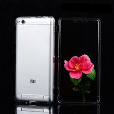Housse Ultra Fine TPU Souple Transparente T02 pour Xiaomi Redmi 3 Clair