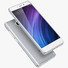 Housse Ultra Fine TPU Souple Transparente T02 pour Xiaomi Redmi 4 Prime High Edition Clair