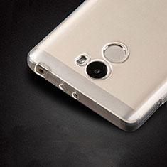 Housse Ultra Fine TPU Souple Transparente T02 pour Xiaomi Redmi 4 Standard Edition Clair