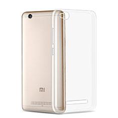 Housse Ultra Fine TPU Souple Transparente T02 pour Xiaomi Redmi 4A Clair