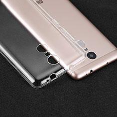 Housse Ultra Fine TPU Souple Transparente T02 pour Xiaomi Redmi Note 3 Pro Clair