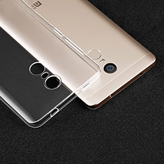 Housse Ultra Fine TPU Souple Transparente T02 pour Xiaomi Redmi Note 4 Clair