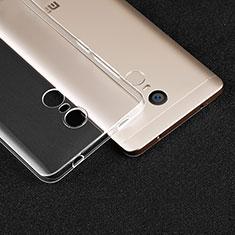 Housse Ultra Fine TPU Souple Transparente T02 pour Xiaomi Redmi Note 4X High Edition Clair