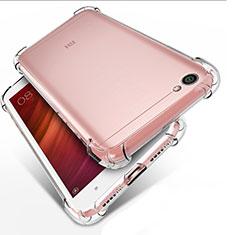 Housse Ultra Fine TPU Souple Transparente T02 pour Xiaomi Redmi Note 5A Standard Edition Clair