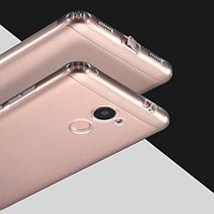 Housse Ultra Fine TPU Souple Transparente T03 pour Huawei Enjoy 7 Plus Clair
