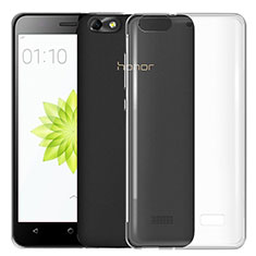 Housse Ultra Fine TPU Souple Transparente T03 pour Huawei G Play Mini Clair
