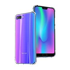 Housse Ultra Fine TPU Souple Transparente T03 pour Huawei Honor 10 Clair