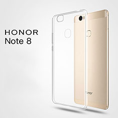 Housse Ultra Fine TPU Souple Transparente T03 pour Huawei Honor Note 8 Clair