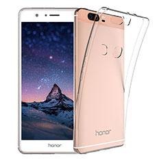 Housse Ultra Fine TPU Souple Transparente T03 pour Huawei Honor V8 Clair