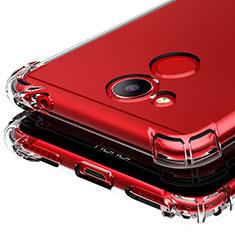 Housse Ultra Fine TPU Souple Transparente T03 pour Huawei Honor V9 Play Clair