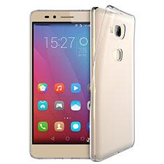 Housse Ultra Fine TPU Souple Transparente T03 pour Huawei Honor X5 Clair