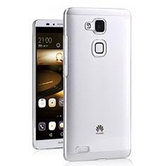 Housse Ultra Fine TPU Souple Transparente T03 pour Huawei Mate 7 Clair