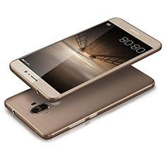 Housse Ultra Fine TPU Souple Transparente T03 pour Huawei Mate 9 Gris