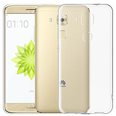 Housse Ultra Fine TPU Souple Transparente T03 pour Huawei Nova Plus Clair