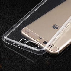 Housse Ultra Fine TPU Souple Transparente T03 pour Huawei P10 Clair